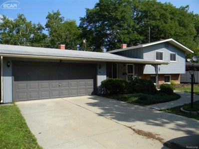 1902 Greenbriar, Flint, MI 48507 - MLS#: 50100000983