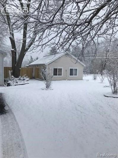 6185 W Coldwater Rd, Mt. Morris Twp, MI 48433 - MLS#: 50100001079