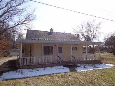 8527 Frances, Flushing Twp, MI 48433 - MLS#: 50100001172