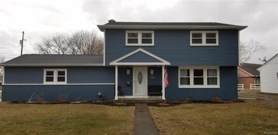 306 Sunburst, Frankenmuth, MI 48734 - MLS#: 50100001317