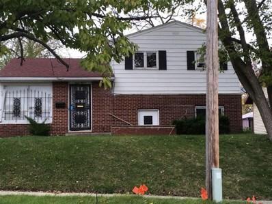 815 Kennelworth, Flint, MI 48503 - MLS#: 50100001331