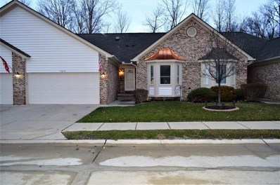 13839 Elmbrook, Shelby Twp, MI 48315 - MLS#: 50100001597