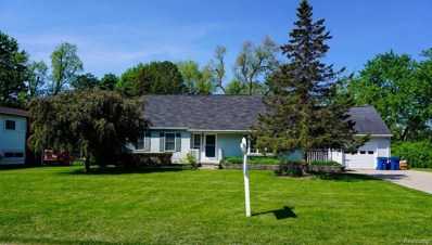 709 Baywood, Davison, MI 48423 - MLS#: 50100001749