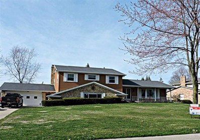 1343 Wagon Wheel, Grand Blanc Twp, MI 48439 - MLS#: 50100001770