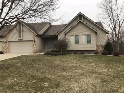 8085 Sawgrass, Grand Blanc Twp, MI 48439 - MLS#: 50100001817
