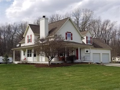 9039 Riverview, Montrose, MI 48433 - MLS#: 50100001873