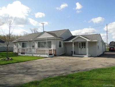 2115 E Dodge, Thetford Twp, MI 48420 - MLS#: 50100001900