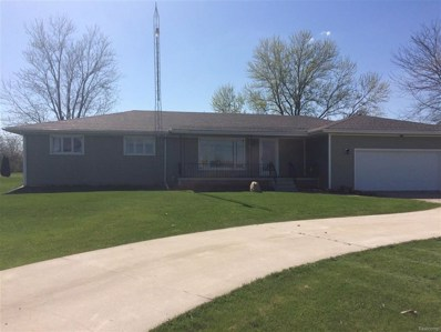 5411 N Webster, Mt. Morris Twp, MI 48504 - MLS#: 50100001954