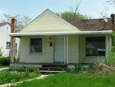 20476 Pinehurst, Detroit, MI 48221 - MLS#: 50100002107