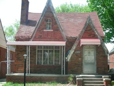 17169 Griggs, Detroit, MI 48221 - MLS#: 50100002108