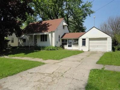 802 Crawford, Flint, MI 48507 - MLS#: 50100002137