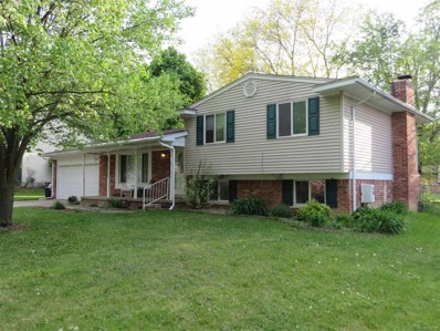 422 Sleepy Hollow, Flushing, MI 48433 - MLS#: 50100002207