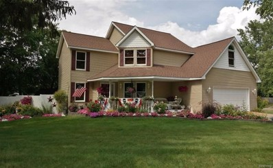 601 Tickner, Linden, MI 48451 - MLS#: 50100002213