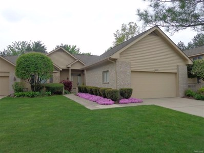 8092 Hawkcrest, Grand Blanc Twp, MI 48439 - MLS#: 50100002239