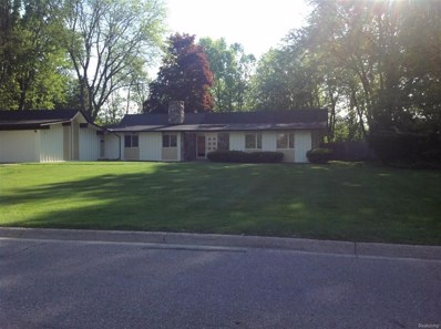 1032 Western Hills, Flint Twp, MI 48532 - MLS#: 50100002287