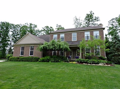 6350 Knob Bend, Grand Blanc Twp, MI 48439 - MLS#: 50100002364