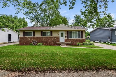 607 S Manfred, Durand, MI 48429 - MLS#: 50100002410