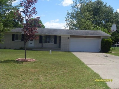 8606 Gallant Fox Trl, Flushing Twp, MI 48433 - MLS#: 50100002424