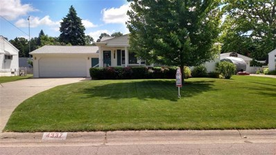 4337 N Ashlawn, Flint Twp, MI 48507 - MLS#: 50100002428