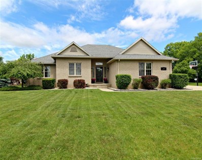 2119 Lodge Pole, Grand Blanc Twp, MI 48439 - MLS#: 50100002468