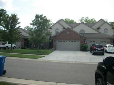 805 Oakwood, Fenton, MI 48430 - MLS#: 50100002534