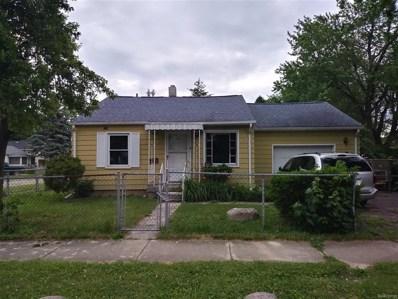 3501 Brunswick, Flint, MI 48507 - MLS#: 50100002678