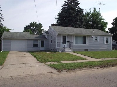 215 Tennyson, Flint, MI 48507 - MLS#: 50100002692