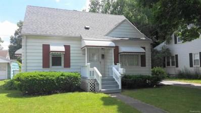 1601 Mulberry, Flint, MI 48507 - MLS#: 50100002845