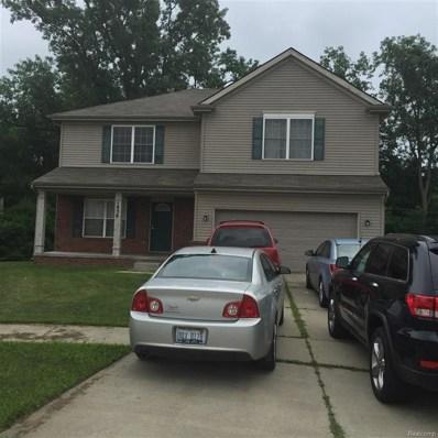 1836 Terrace, Flint, MI 48507 - MLS#: 50100002890