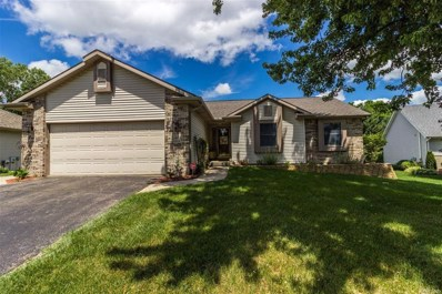 6404 Woodbrook, Fenton Twp, MI 48451 - MLS#: 50100002904