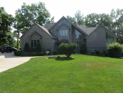 2502 Waterfront, Brighton Twp, MI 48114 - MLS#: 50100002944