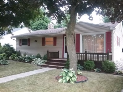 703 Huntington, Owosso, MI 48867 - MLS#: 50100003046