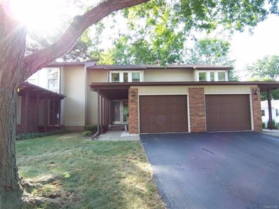 503 Oakbrook, Flushing, MI 48433 - MLS#: 50100003132