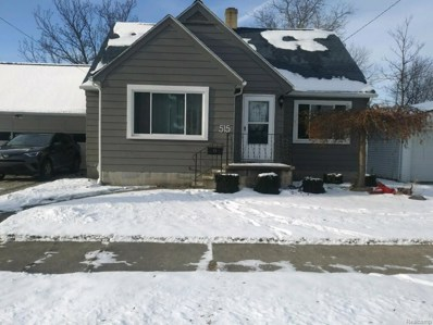 515 S Carolina, Saginaw, MI 48602 - MLS#: 50100003257