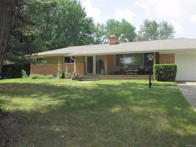 8433 McKinley, Flushing, MI 48433 - MLS#: 50100003283