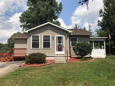 9369 Frances, Forest Twp, MI 48463 - MLS#: 50100003336