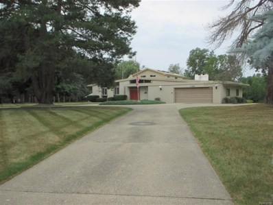 3389 Crooked Limb, Flushing, MI 48433 - MLS#: 50100003503