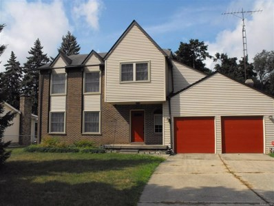 1368 Robinwood, Flushing, MI 48433 - MLS#: 50100003512