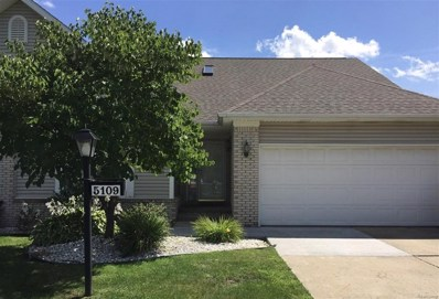 5109 Sandalwood, Grand Blanc Twp, MI 48439 - MLS#: 50100003575