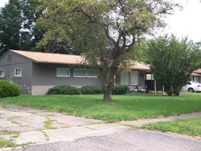 1806 Penbrook, Flint, MI 48507 - MLS#: 50100003698