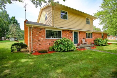 2195 Winding Way, Davison Twp, MI 48423 - MLS#: 50100003729