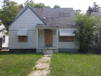 19390 Hasse, Detroit, MI 48234 - MLS#: 50100003999