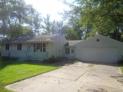 4449 Tillie, Mt. Morris Twp, MI 48504 - MLS#: 50100004076