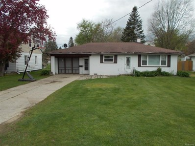4136 Hackberry, Bridgeport Twp, MI 48722 - MLS#: 50100004228