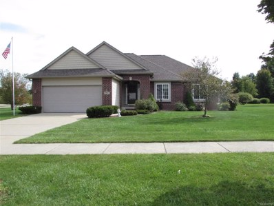 2242 Horseshoe, Davison, MI 48423 - MLS#: 50100004230
