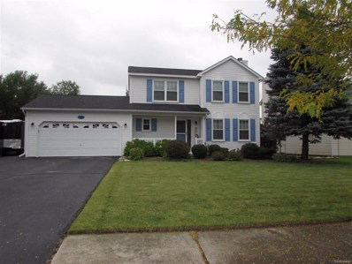 687 Doral, Oxford Twp, MI 48371 - MLS#: 50100004344