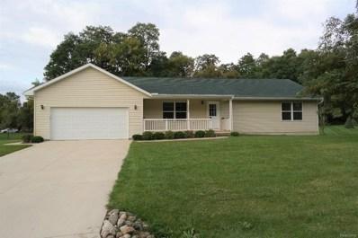 16484 Elder Oak, Fenton Twp, MI 48430 - MLS#: 50100004382