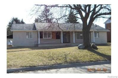 3470 Ridgecliffe, Flushing, MI 48532 - MLS#: 50100004403
