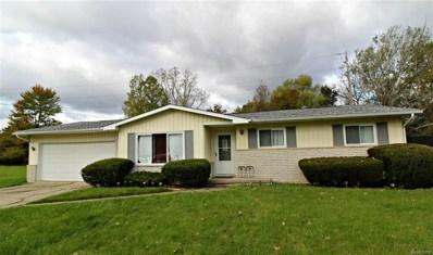 3533 Ridgecliffe, Flint Twp, MI 48532 - MLS#: 50100004539
