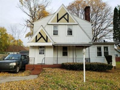 1610 Forest Hill, Flint, MI 48504 - MLS#: 50100004700